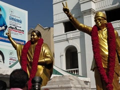 J Jayalalithaa's New Statue Replaces The One That Hardly Looked Like Her