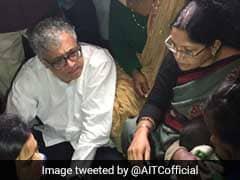 Mamata Banerjee's Team Meets Families Of 5 Killed In Assam's Tinsukia