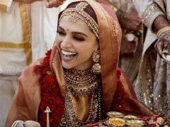 Deepika Padukone And Ranveer Singh's Wedding Pics Are Already Crazy Viral. No Surprise