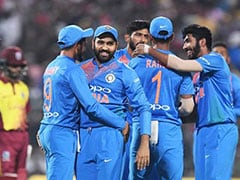 Rohit Sharma Handled His Troops Admirably During India