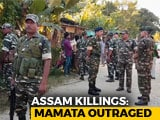 Video : 2 Of 5 Men Killed By Suspected ULFA Terrorists In Assam Were Brothers