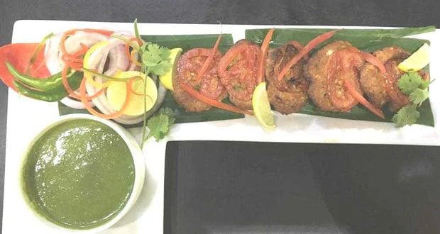 पेशावरी चपली कबाब