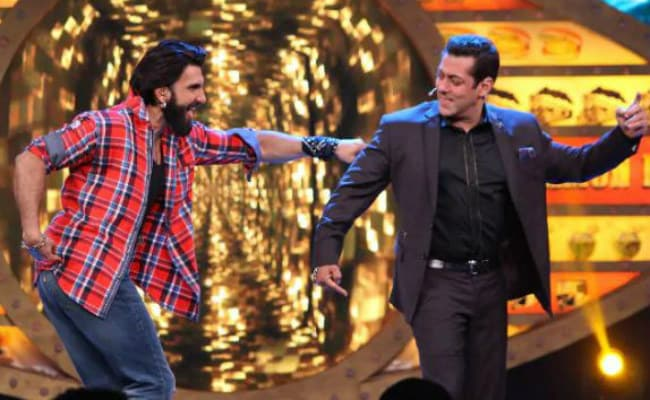 Bigg Boss 12: Ranveer Singh May Be Salman Khan's Special Guest For Finale