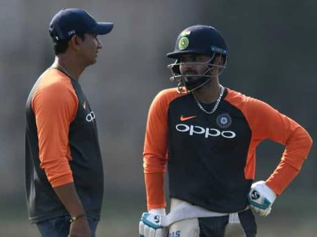 Rishabh Pant Beats Dinesh Karthik To Wicketkeeping Spot As India Announce 12 For 1st T20I vs Windies