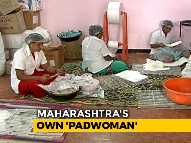 Video : India's Own 'Padwoman'