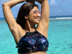 Shilpa Shetty Is 'Soaking In The Maldivian Sun' Like This While We're Stuck Here