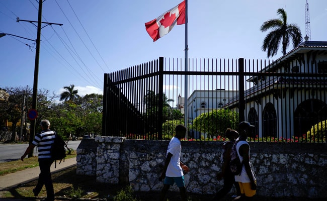 Canadian Diplomats Hit By 'Havana Syndrome' Sue Their Government: Report