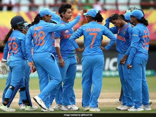 India vs Australia, Highlights ICC Womens World T20: India Outclass Australia By 48 Runs To Top Group B