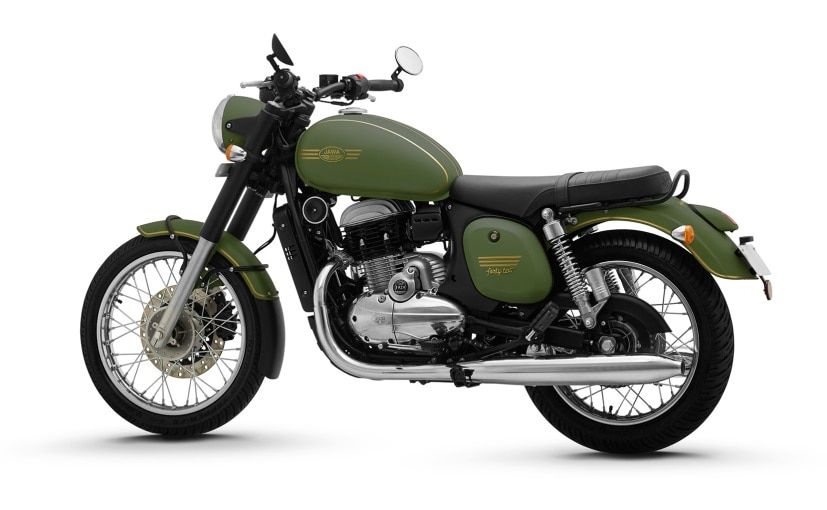 The Jawa motorcycles will go up against Royal Enfield's 350 cc range of bikes