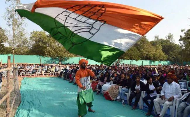 Congress Removed Stanza From Campaign Song After Poll Body's Objection