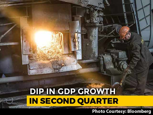 Video : GDP Growth Slows To 7.1% Against 8.2% In Previous Quarter