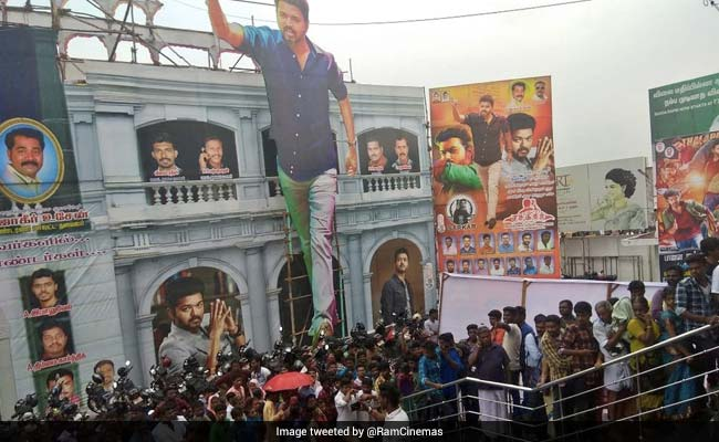 Makers Of Vijay's 'Sarkar' Reportedly Give In To AIADMK, To Drop Scenes