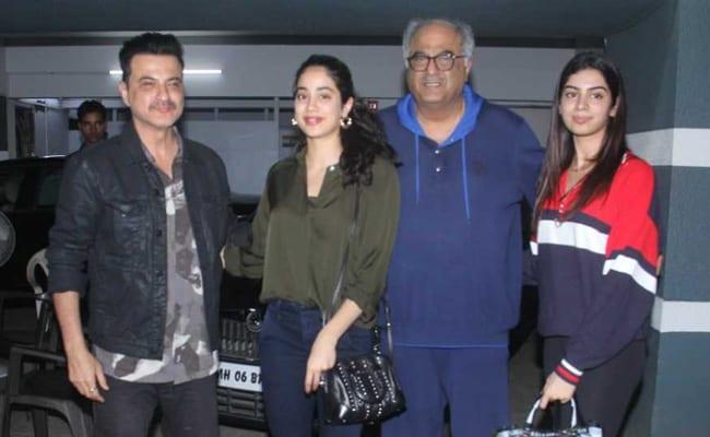 Shanaya Kapoor Brings In Birthday With Cousins Janhvi And Khushi And Besties Suhana Khan And Ananya Panday
