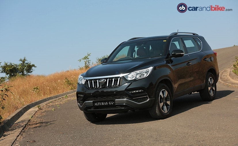 The Mahindra Alturas G4 holds great promise as an overall package