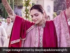 दीपिका पादुकोण और रणवीर सिंह की शादी की Photo ने मचाई धूम, 'मस्तानी' बन यूं नाचीं दुल्हन