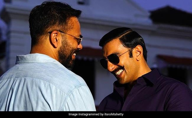 Ranveer Singh Loves His Simmba Director Rohit Shetty This Much
