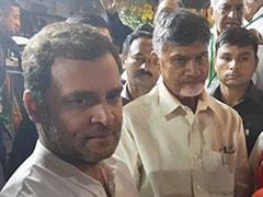 NDTV से बोले राहुल गांधी- देश के संस्थागत ढांचे को बचाने के लिए टीडीपी और कांग्रेस साथ-साथ