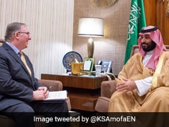 Trump's Evangelical Advisers Meet Saudi Crown Prince In Rare Visit