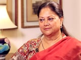 Video : Mojarto Conversation With Vasundhara Raje