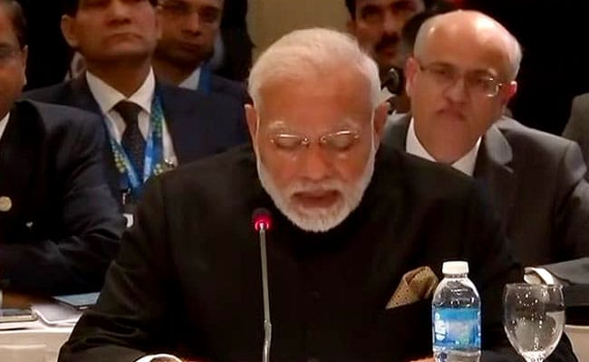 G20 Summit 2018 Updates: At G20 Summit, PM Modi's Action Plan Against Economic Fugitives