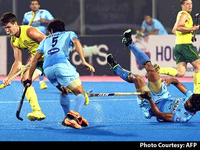 Video : India Hope To Make The Most Of Home Conditions In The Hockey World Cup