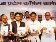 Focus On Loan Waivers, Agriculture On Congress Madhya Pradesh Manifesto