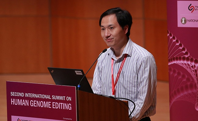 'Proud' China Scientist Says Another Baby-Gene Editing Volunteer Pregnant