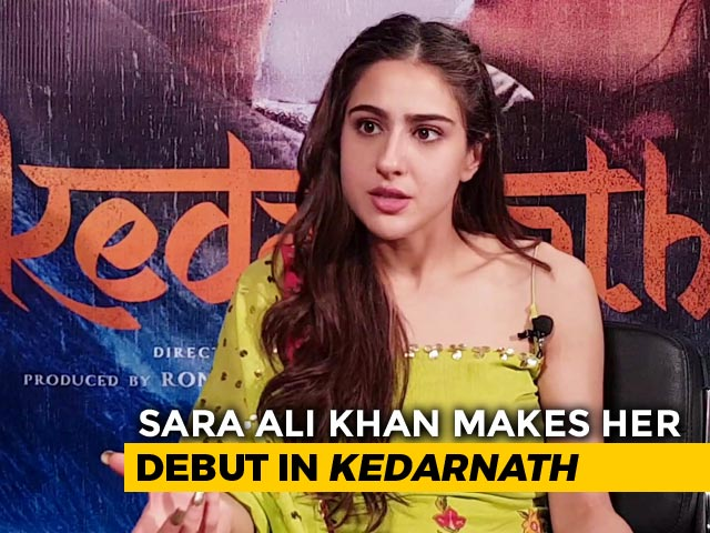 Video : I Look Up To Alia Bhatt: Sara Ali Khan