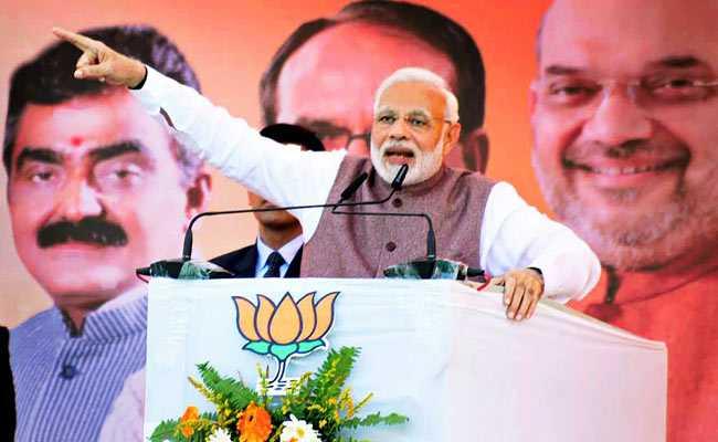 पीएम मोदी बोले, मेरी मां राजनीति का 'र' तक नहीं जानती, कांग्रेस ने उनका नाम घसीटकर ओछी हरकत की