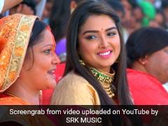 Chhath Puja 2018: आम्रपाली दुबे ने बनाया ठेकुआ, बोलीं- घरे घरे होत छठी माई के व्रतिया- Video Viral