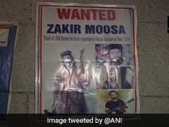Wanted Terrorist Zakir Moosa Spotted In Punjab, Police Releases Posters