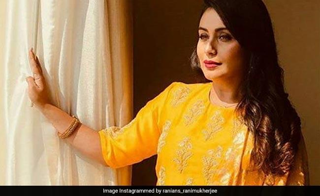 Rani Mukherjee After Hichki Crosses Rs 100 Crore In China