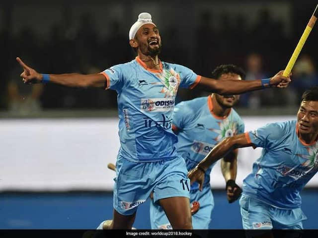 Hockey World Cup 2018: India Make Perfect Start, Beat South Africa 5-0