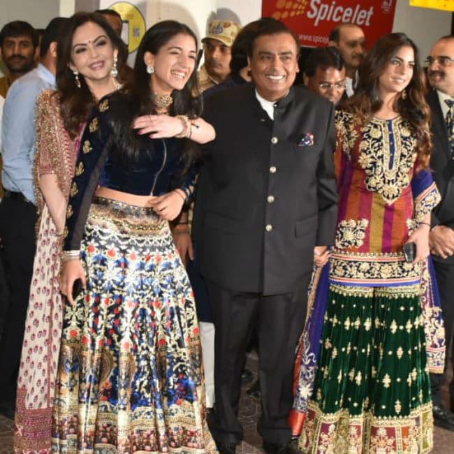 Isha Ambani After Wedding: Priyanka Chopra And Nick Jonas' Wedding: Nita Ambani And