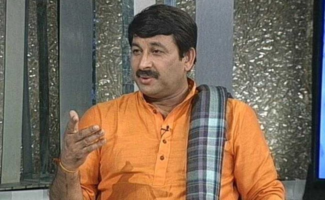 BJP's Manoj Tiwari Raises Yamuna River Pollution Issue In Lok Sabha