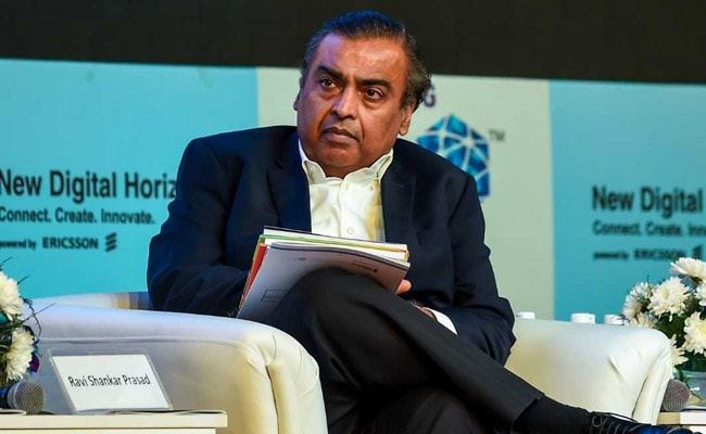 'Mukesh Ambani Wants To Become India's Jeff Bezos Or Jack Ma': Report