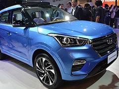 Hyundai Creta Diamond Concept Showcased At Sao Paulo Motor Show