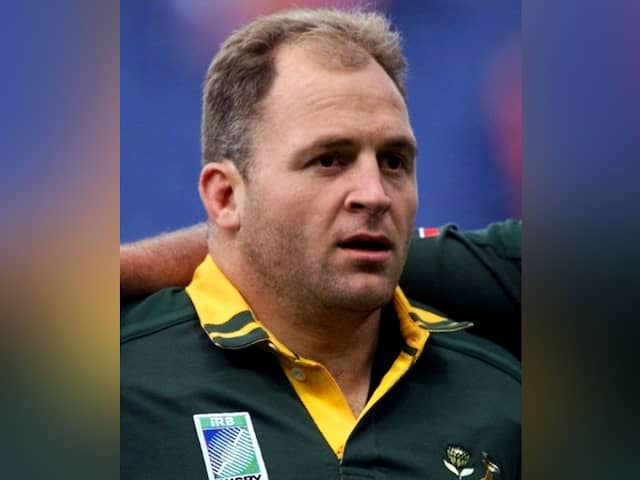South Africa Rugby World Cup Winner Naka Drotske Shot During Robbery