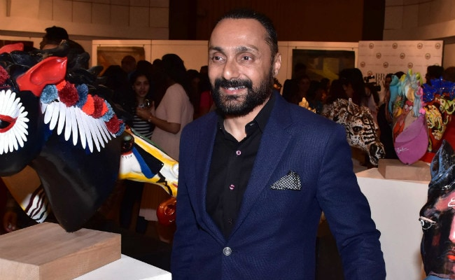 Rahul Bose's Bearded Look Explained In 2 Words - Baahubali And Netflix