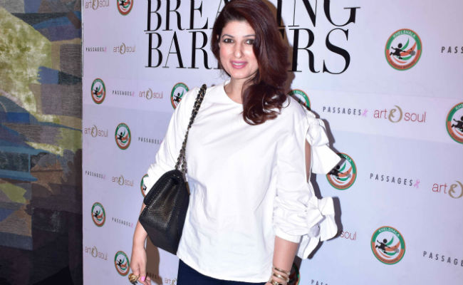 Twinkle Khanna Received Feedback On Her Books From A 'Gentleman' Which 'Made Her Day'