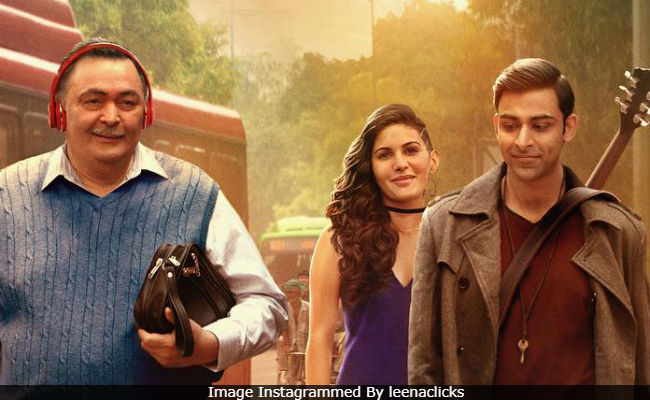 Rajma Chawal Movie Review: Rishi Kapoor's Film Is Garnished With Flavours