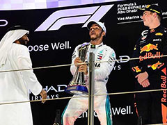 Abu Dhabi Grand Prix: Lewis Hamilton Wins In Fernando Alonso