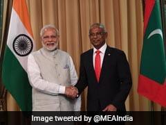 "PM Modi Assures ""All Possible Help"" To New Maldivian Government"
