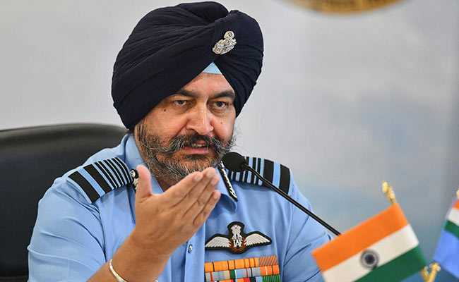 Prepared To Deliver 'Appropriate Response': Air Force Chief After Pulwama