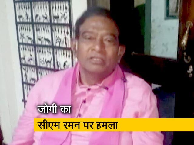 Video : छत्तीसगढ़ विधानसभा चुनाव:  अजीत जोगी बोले-  सीएम रमन सिंह ने लगाए हत्या के झूठे आरोप