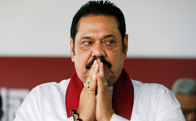 Former Sri Lankan President Rajapaksa Prays At Lord Venkateswara Temple
