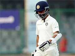 Ajinkya Rahane, Murali Vijay Fail To Impress In India A