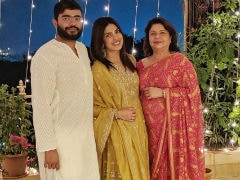 Priyanka Chopra Had To Come Home For Diwali. See Pics From Her Family-Only Celebration