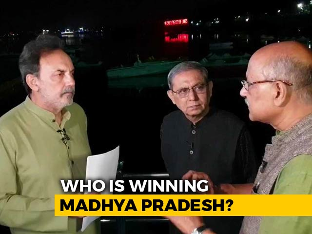 Video : Will BJP Hold On To Madhya Pradesh? Watch Prannoy Roy's Analysis