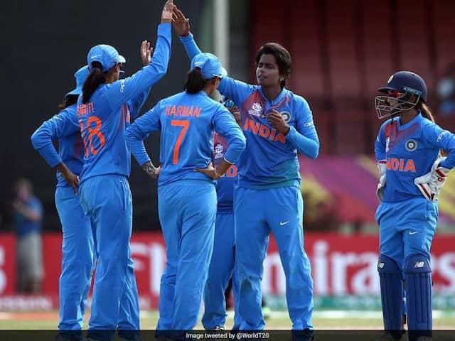 ICC Womens World T20: India Start Favourites Against Pakistan